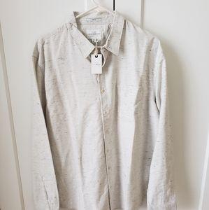 Lucky Brand shirt XL slim fit